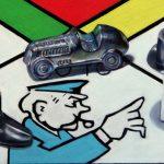 Monopoly Meets Mondrian