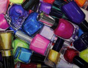 All That Glitters  Pastel, 20x26